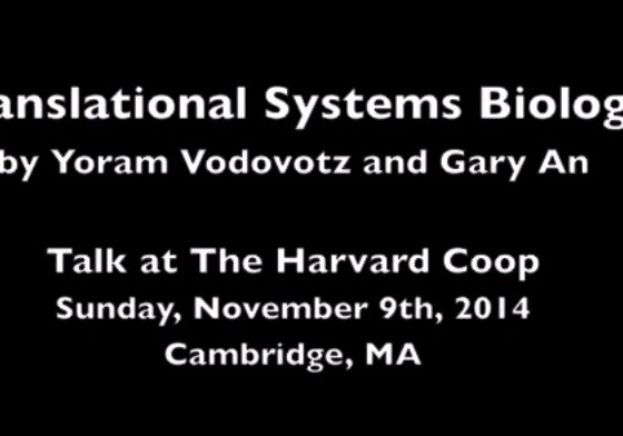The State of Biomedical Research: Yoram Vodovotz and Gary An